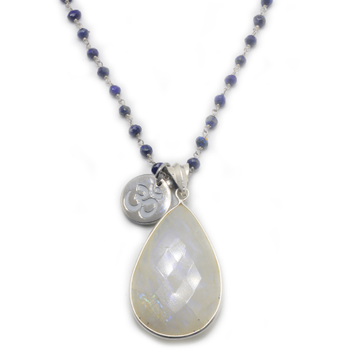 products necklace lazuli grande pearl crystal ecklace co lapis