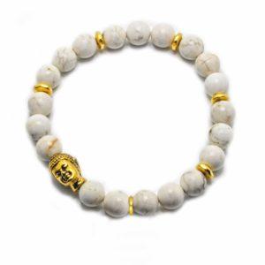 howlite-gold-buddha